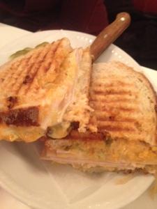 Mishkins - sandwich